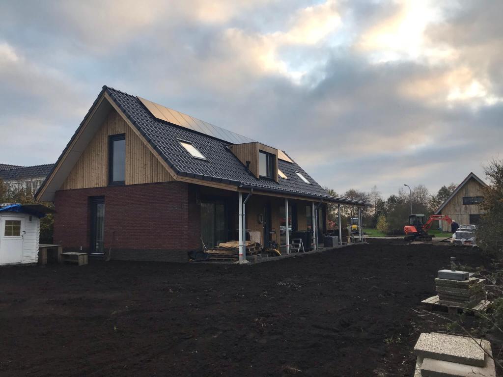 Nieuwbouw woning Lageland