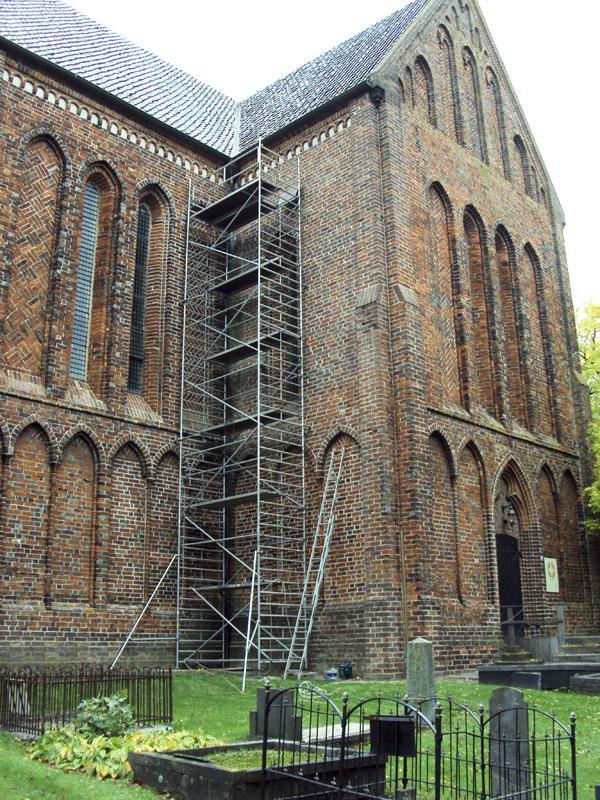 Dakgoot NH-Kerk Noordbroek